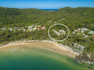 View profile: Overlooking Little Cove Beach Noosa