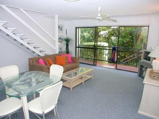 View profile: 2 bedroom apartment at Little Cove, Walk to the surf